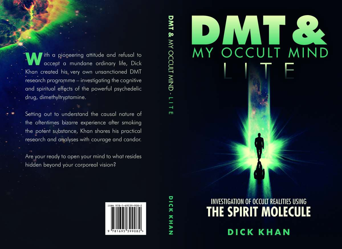 DMT & My Occult Mind – Lite